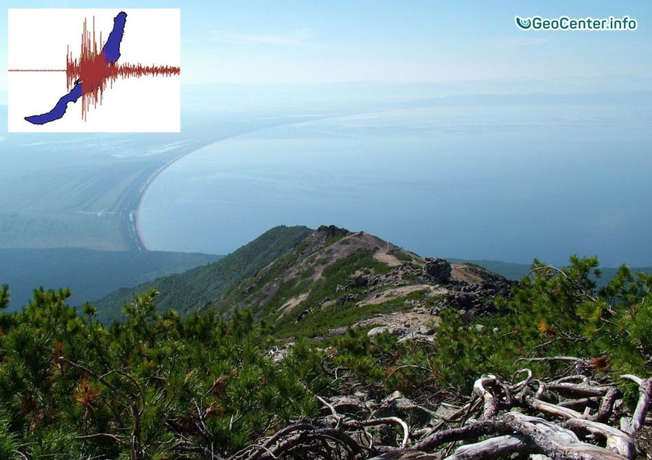 Серия землетрясений на Байкале, 23-25 сентября 2017 года