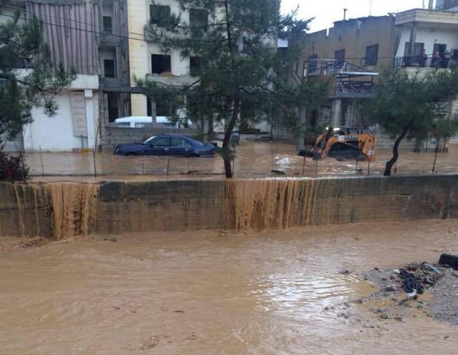 Наводнения в Ираке, февраль 2018 г.