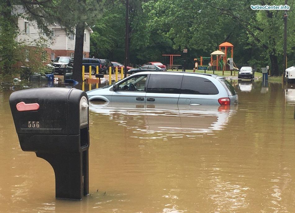 Новости о климатических происшествиях в городах США