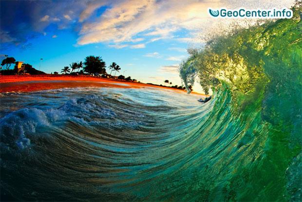 На Гавайских островах произошло землетрясение магнитудой 5,3