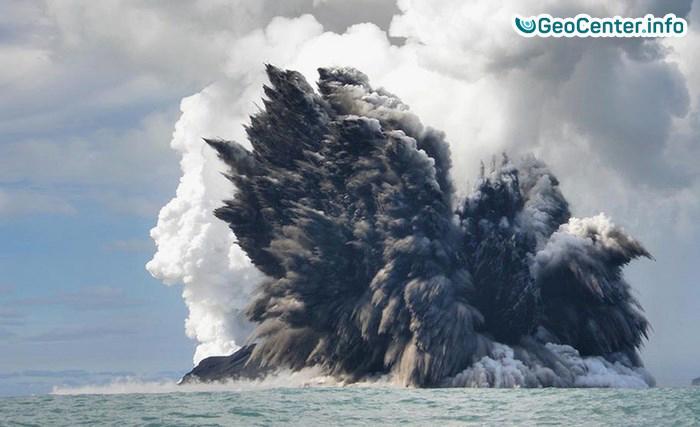 Подводные вулканы. Что находится на дне Тирренского моря?
