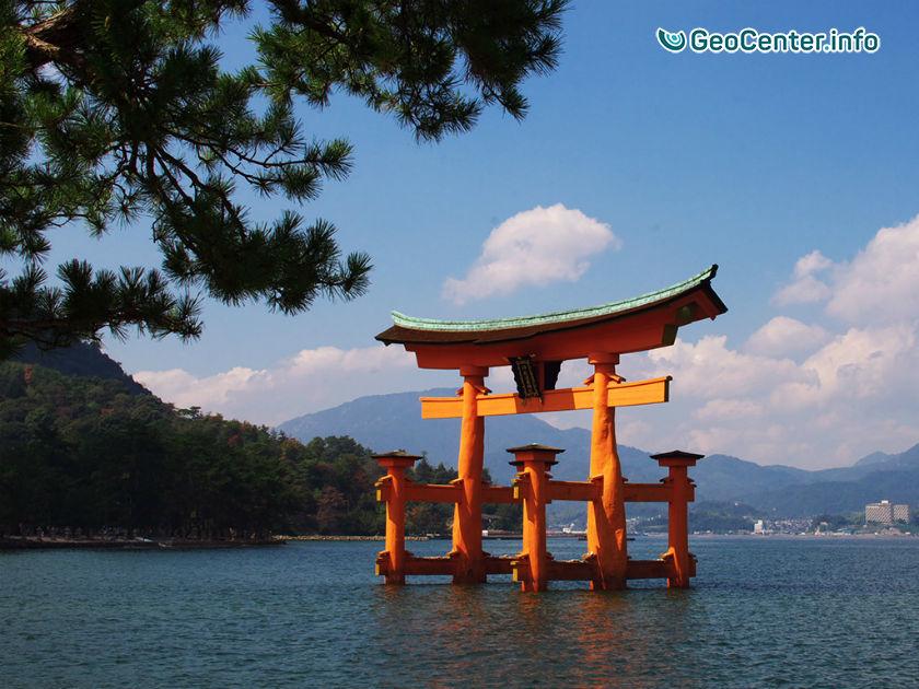 Землетрясение магнитудой 5,8 у берегов Японии, 19 октября