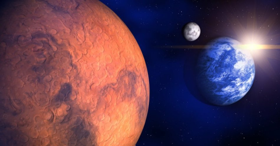 Редкое астрономическое явление в ночь на 28 июля 2018 г.