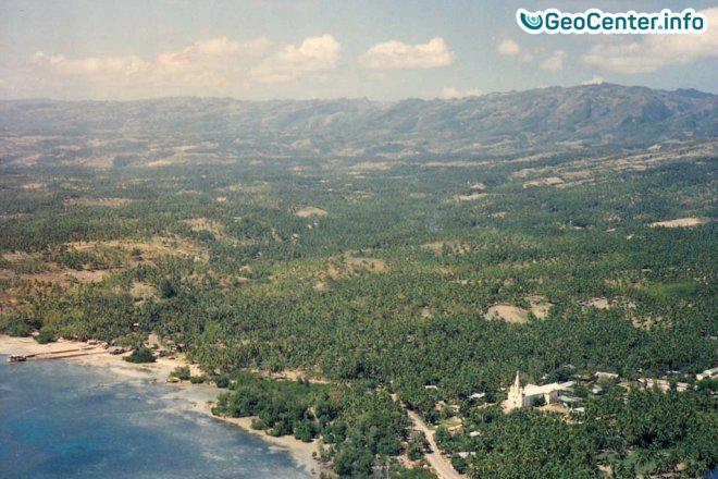 Два землетрясения произошли в районе Филиппин