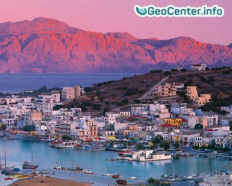 Землетрясение магнитудой 5,4 на Средиземноморском острове Крит, Греция