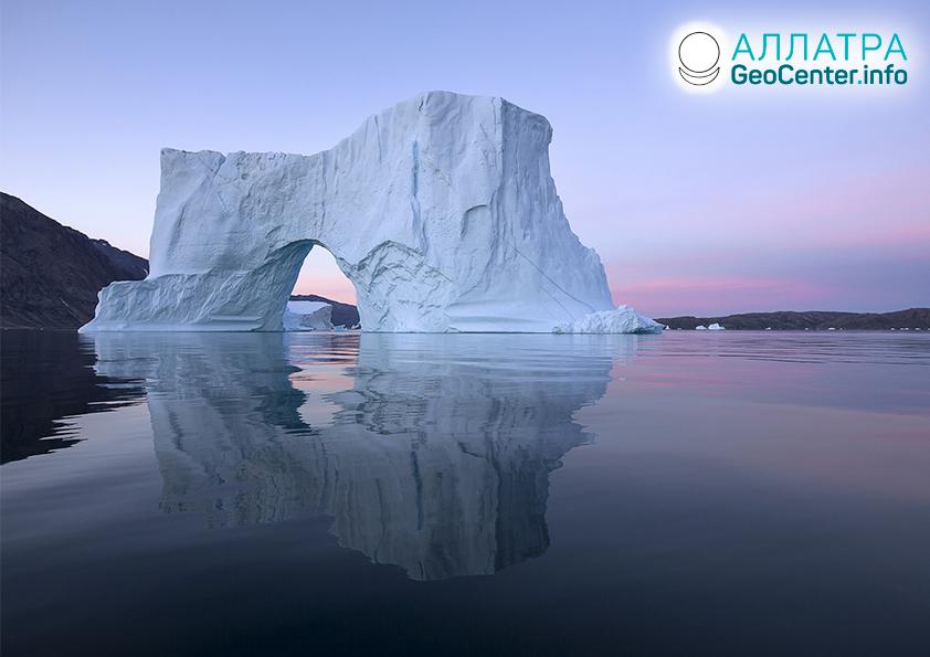 Рекордное тепло в Антарктиде, февраль 2020