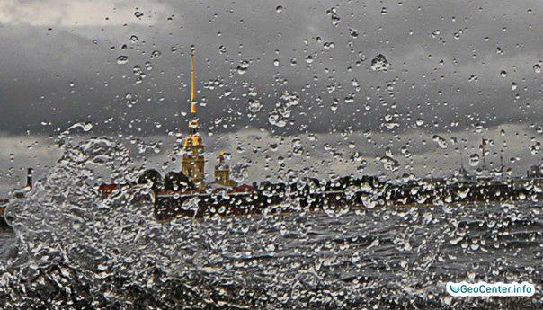 Наводнение в Санкт-Петербурге, август 2016. Видео