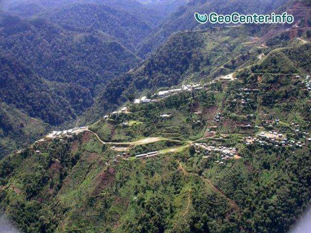 Землетрясение магнитудой 5,9 в Папуа-Новой Гвинее
