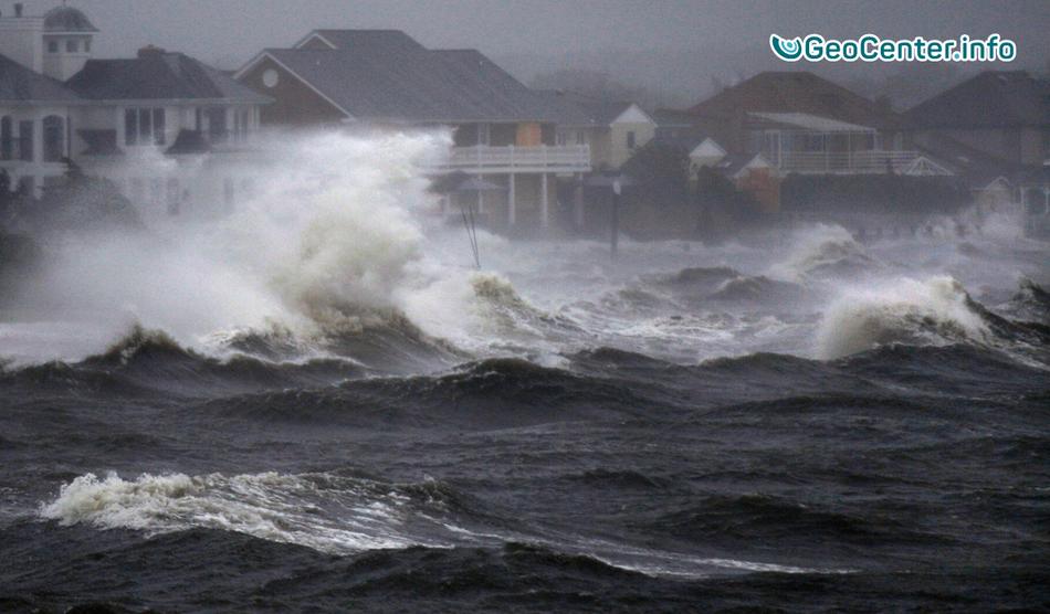 Тропические циклоны и штормы, сентябрь 2016