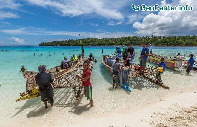 Землетрясение магнитудой 6,4 у берегов Папуа-Новой Гвинеи, июль 2017