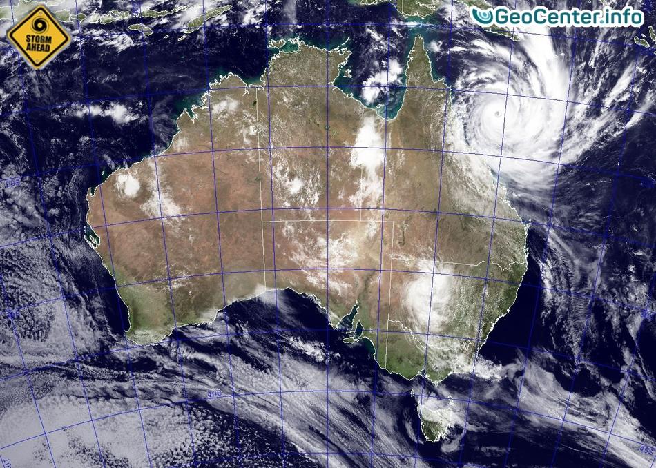Австралия страдает от перепада температур