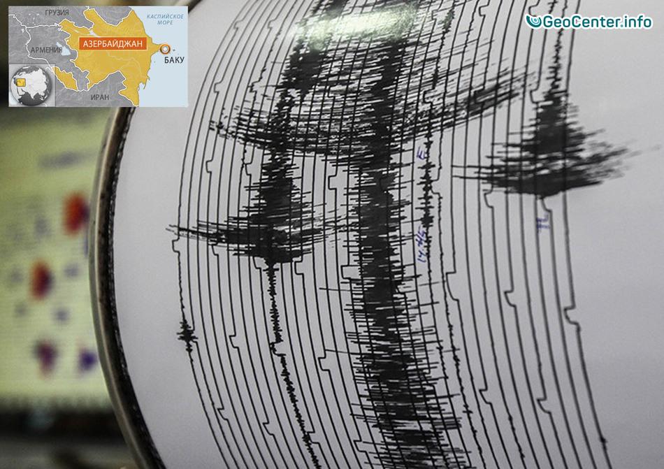 Землетрясения в Азербайджане, 15-16 ноября 2017 года