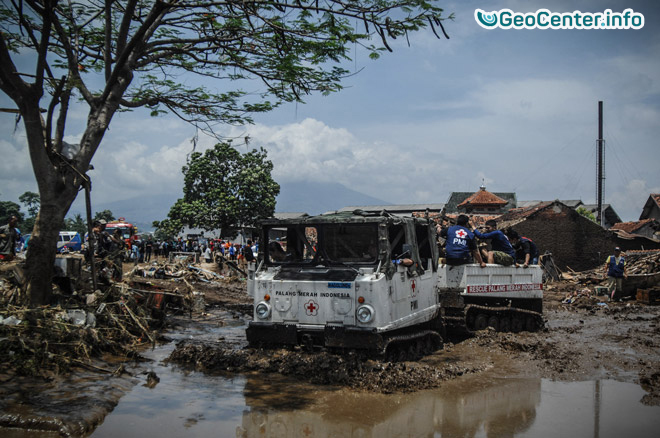 Наводнение в Индонезии в сентябре 2016 года