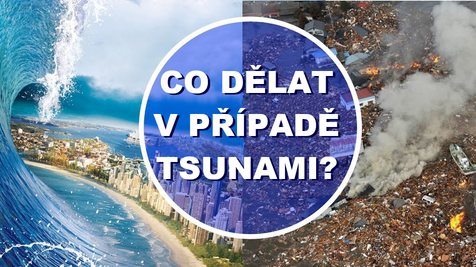 Co dělat v případě tsunami? Instrukce pro mimořádné situace