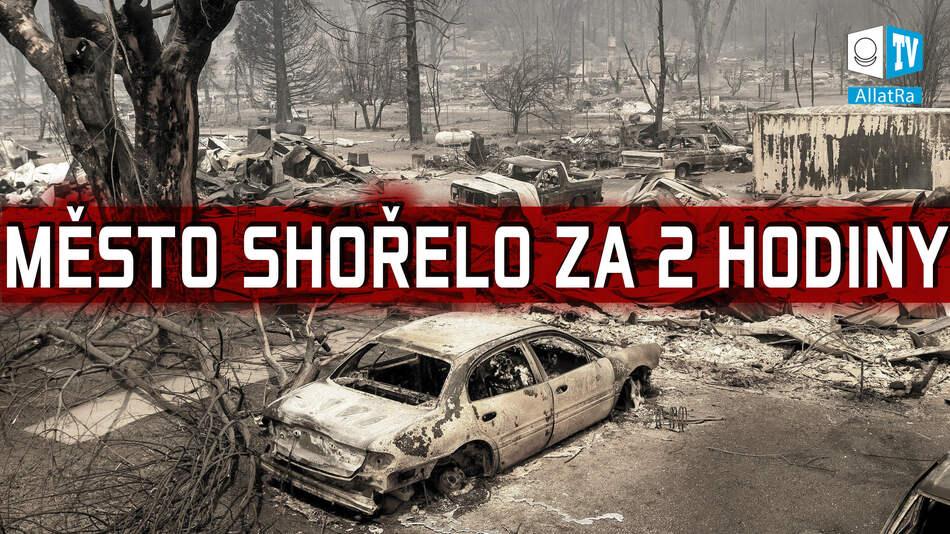 Co je příčinou požárů? Ničivé plameny v Kalifornii, Řecku a Itálii. Zemětřesení o síle M7,2 na Haiti