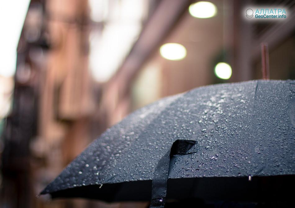Ливневые дожди в Беларуси, июль 2018 г.