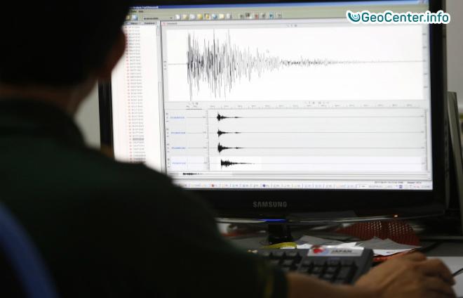 Землятрясение в Перу магнитудой 6,0 баллов
