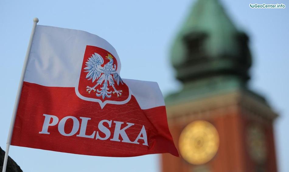 Шторм в Польше