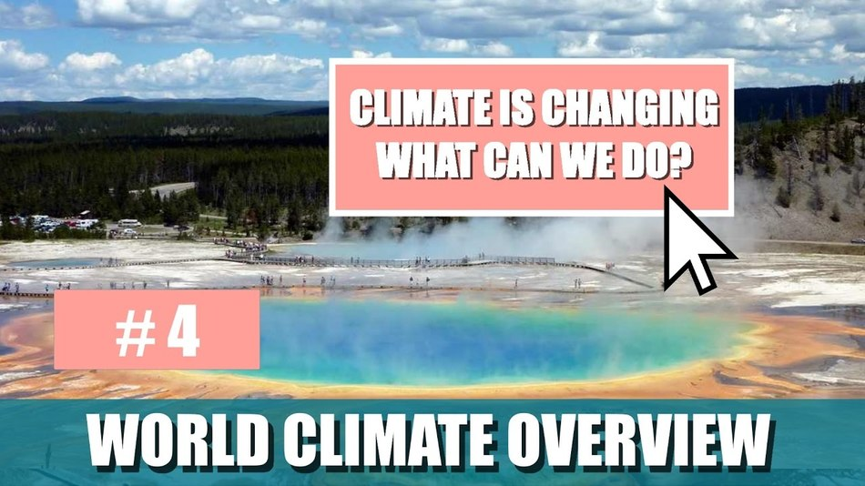 World Climate Overview. Climate news of the week from April 8th till April 14th