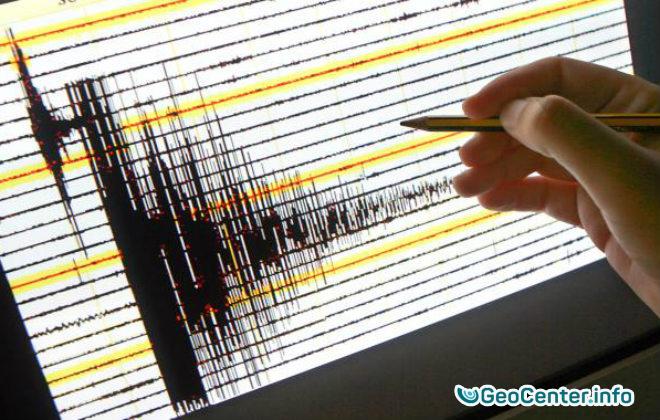 Обзор землетрясений 15-17 октября 2016