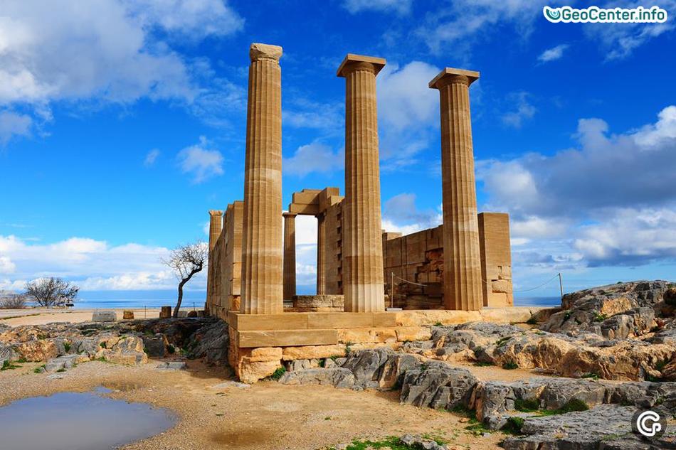 Землетрясения в Греции на острове Родос и Аттике, май 2017 года.