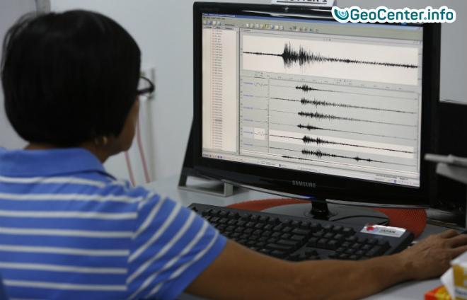 Несколько землетрясений в Японии на острове Хонсю, 01 августа  2017