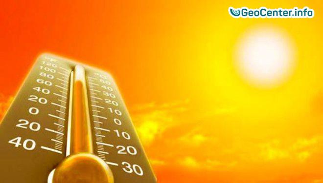 В Казахстане  из-за аномальной жары объявлено штормовое предупреждение