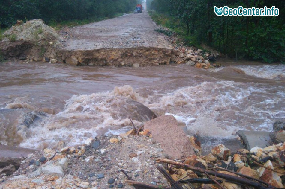 "Последствия тайфуна ""Лайонрок "" в России. Приморский край, сентябрь 2016"