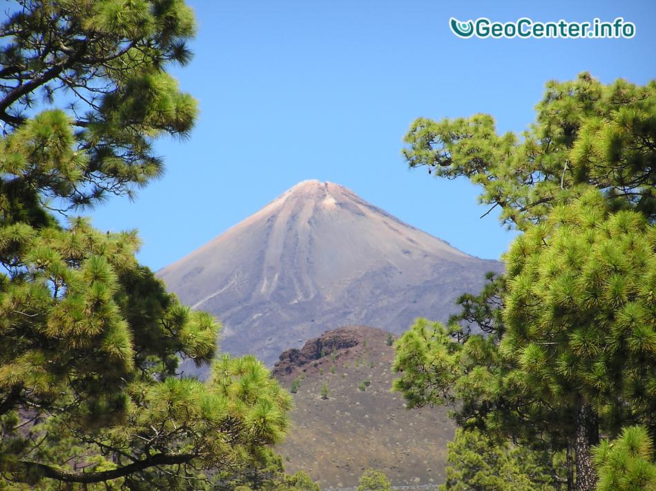 На испанском вулкане Тейде зарегистрирована мощная сейсмическая активность