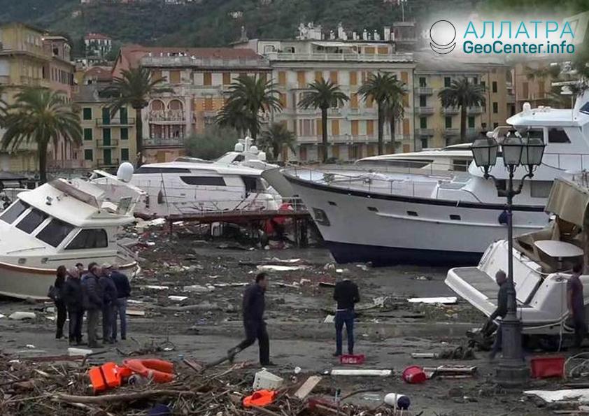 Последние новости из Италии, ноябрь 2018