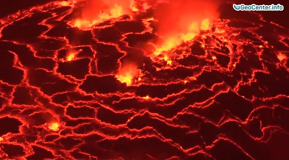 Непредсказуемое поведение вулканов. Новые исследования ученых.