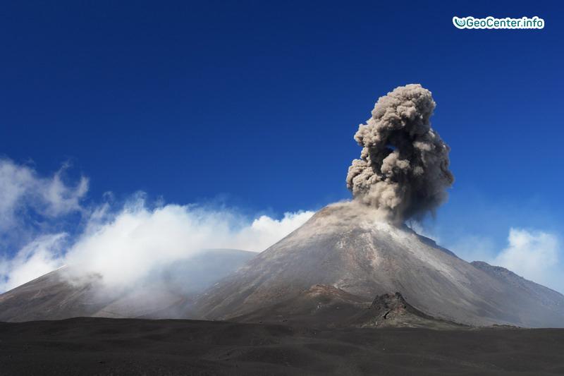 Ученые предупреждают об увеличении активности вулкана Этна