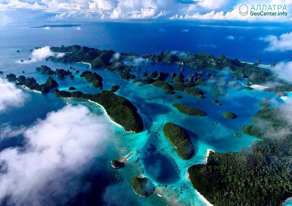 Землетрясение в Новой Гвинее, апрель 2018 г.