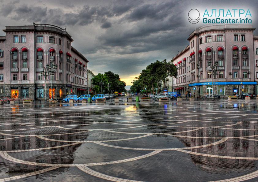 Наводнение в Грузии, июнь 2018 г.