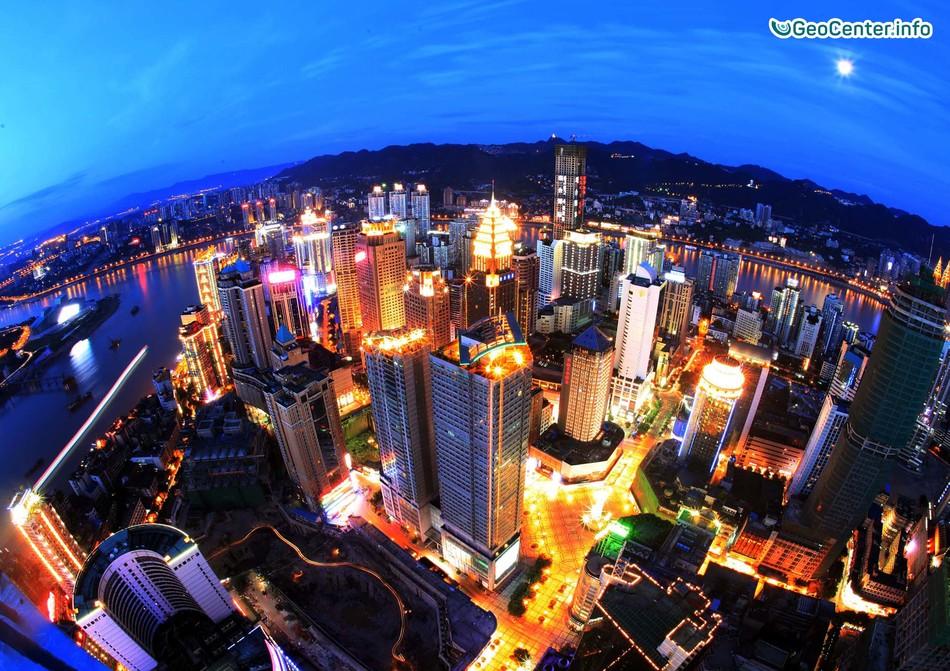 Землетрясение в Чунцин, Китай, 23 ноября 2017 года