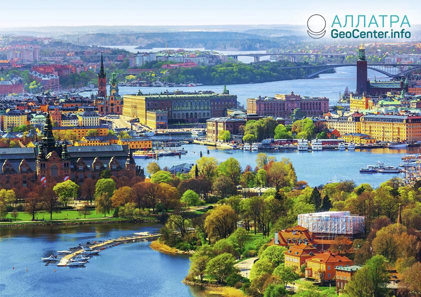 Наводнение в Швеции, апрель 2018