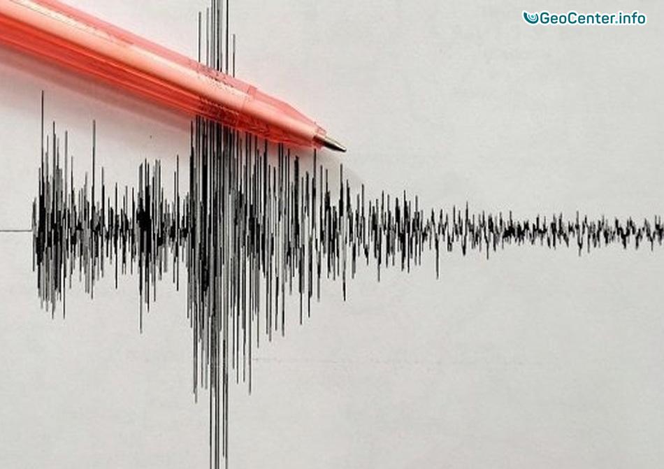 Серия землетрясений в Калифорнии, США, 22 сентября 2017 года