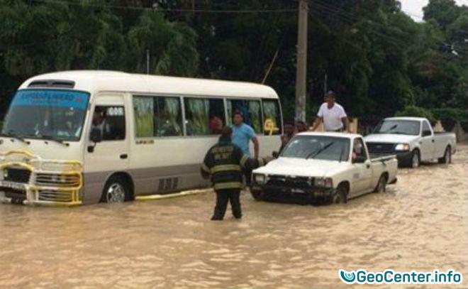 Наводнение в Доминиканской республике