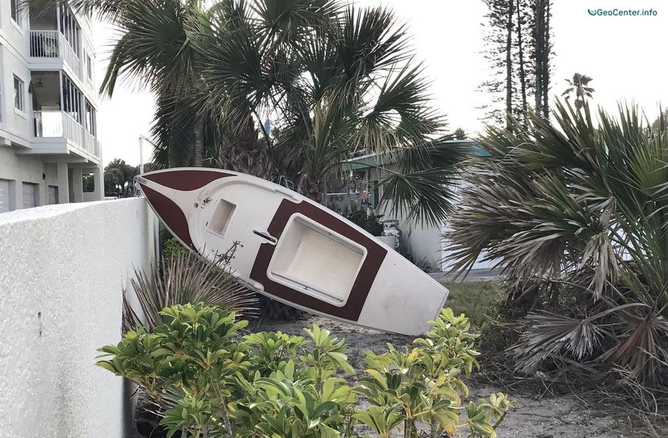 Торнадо во Флориде, США