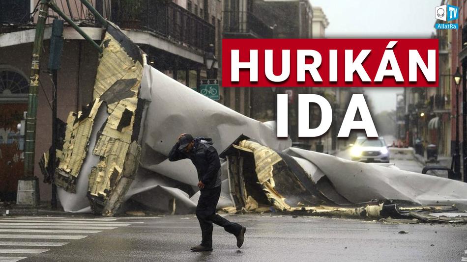 Extrémní úroveň nebezpečí → Hurikán Ida. Záplavy ve Španělsku. Sucho → Kazachstán, Madagaskar
