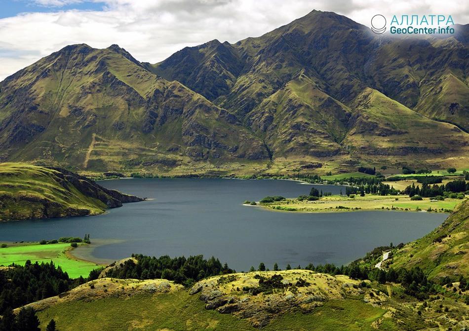 У берегов Новой Зеландии 7 октября произошло землетрясение магнитудой 5,5