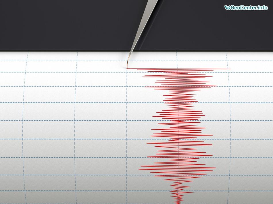 Землетрясение в Иране