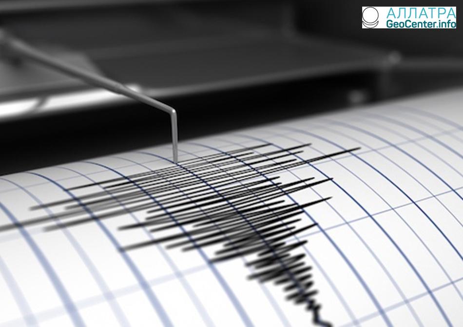 Землетрясение на юго-западе Ирана, март 2018 г.