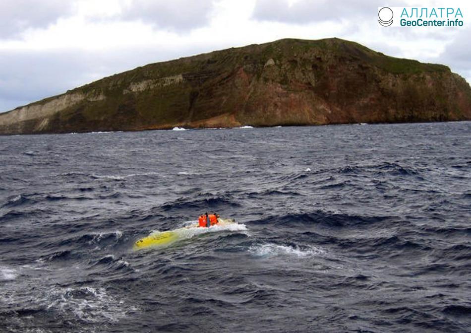Землетрясение у берегов Новой Зеландии