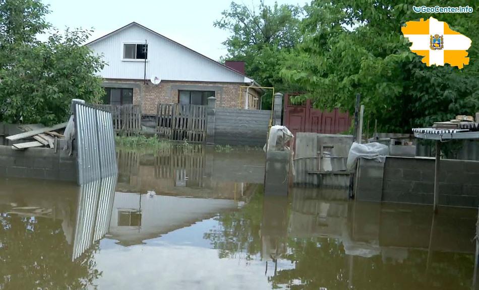 Аномальный паводок на Ставрополье, май 2017
