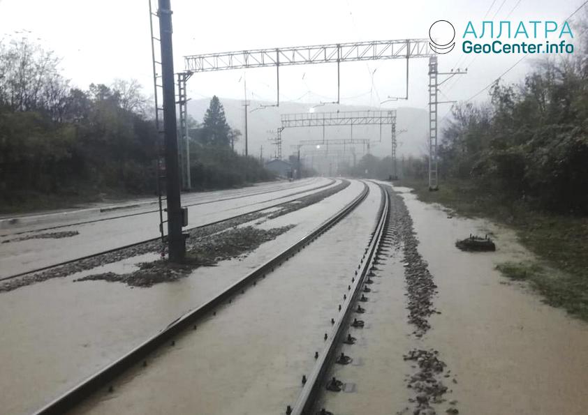 Последствия наводнения в Краснодарском крае, день второй