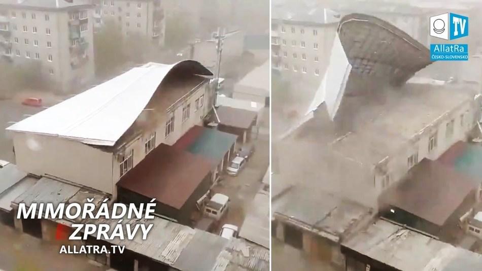 Fakta jsou ŠOKUJÍCÍ! Květnový sníh v Turecku, Německu, USA. VICHŘICE v Rusku. Záplavy → AFRIKA