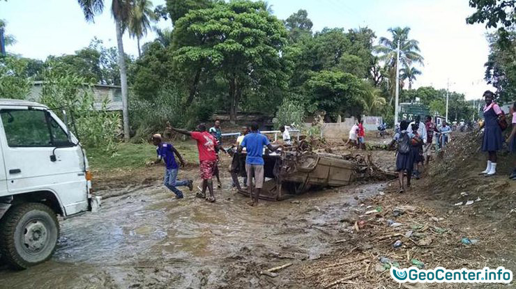Наводнение на Гаити