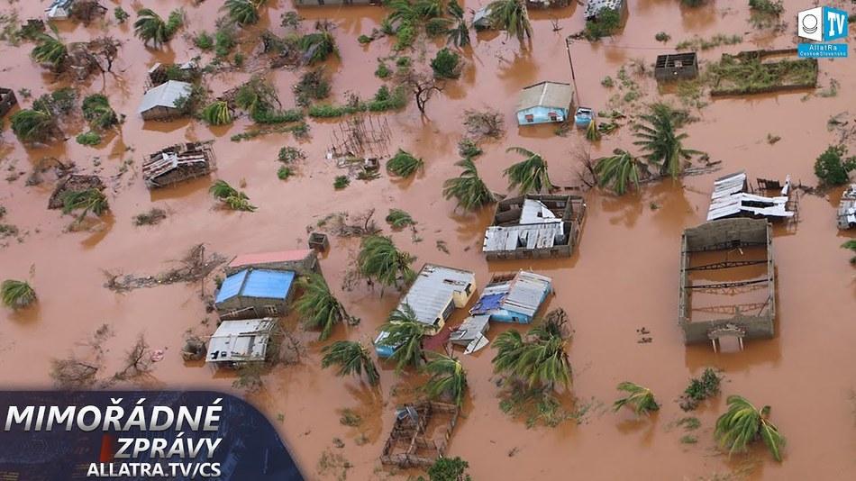 SOUČASNÁ KATAKLYZMATA! Mohutný cyklón IDAI. Záplavy. Lesní požáry. Amerika, Evropa, Afrika, Turecko