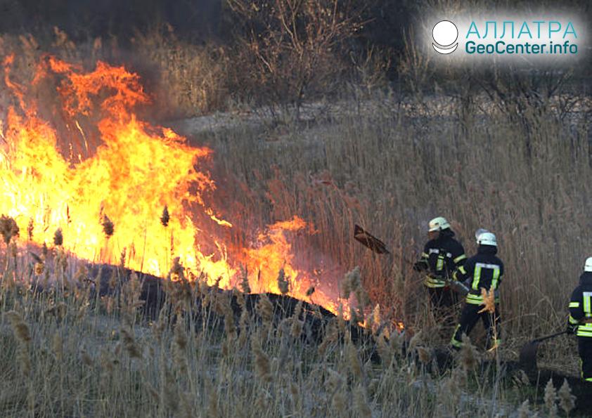 Lesné požiare v Irkutskej oblasti, máj 2019